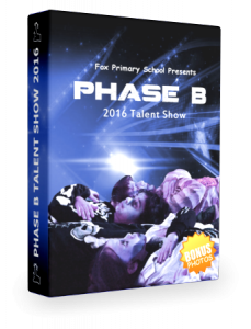 Phase B Christmas DVD Cover 3d 2